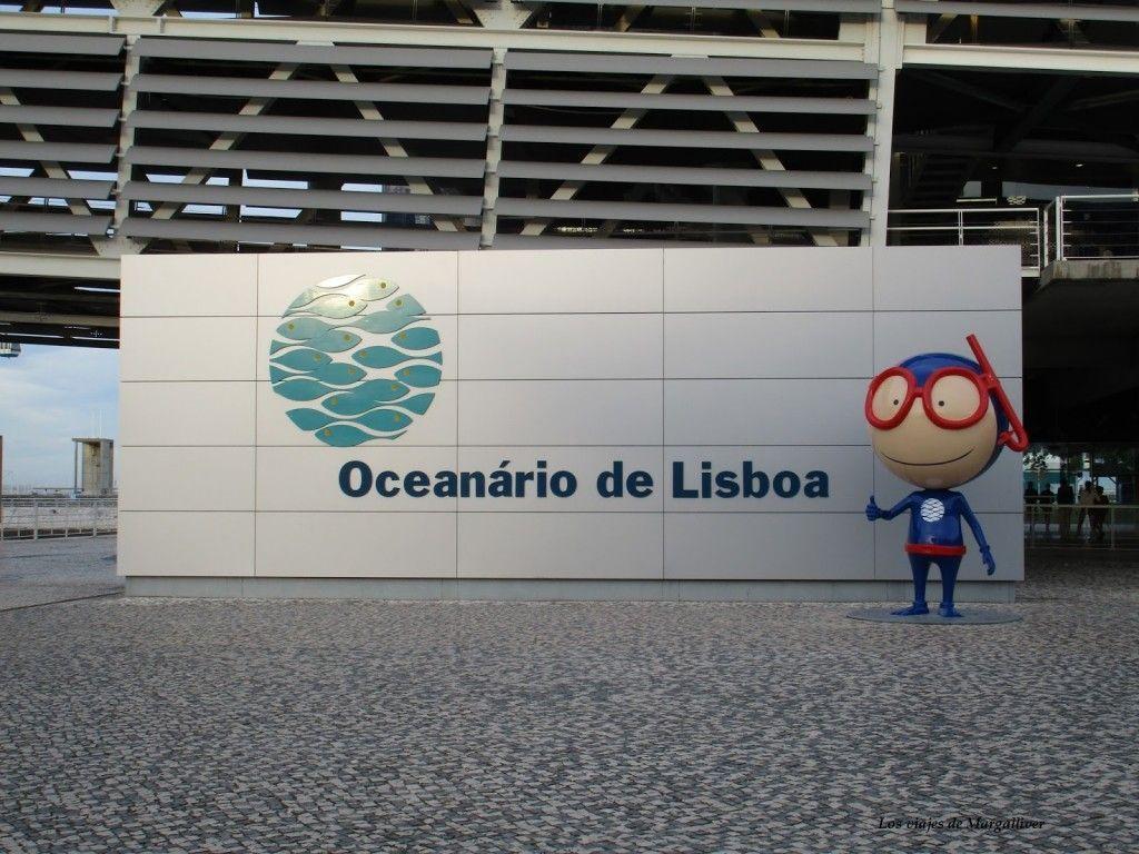 Oceanario de Lisboa - Los viajes de Margalliver